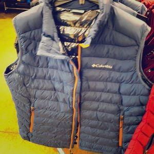 Columbia vest jacket brand new